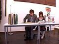 オフィスレディー 汁だく枕営業sample13
