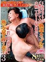 ここ数年セックスとはご無沙汰している熟年カップルが夫婦二人きりの温泉旅行で若い頃を思い出し熱い交尾を繰り返す 3 h_1060vsed00133のパッケージ画像