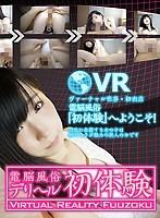 【VR】電脳風俗 デリヘル初体験 永井みひな ダウンロード