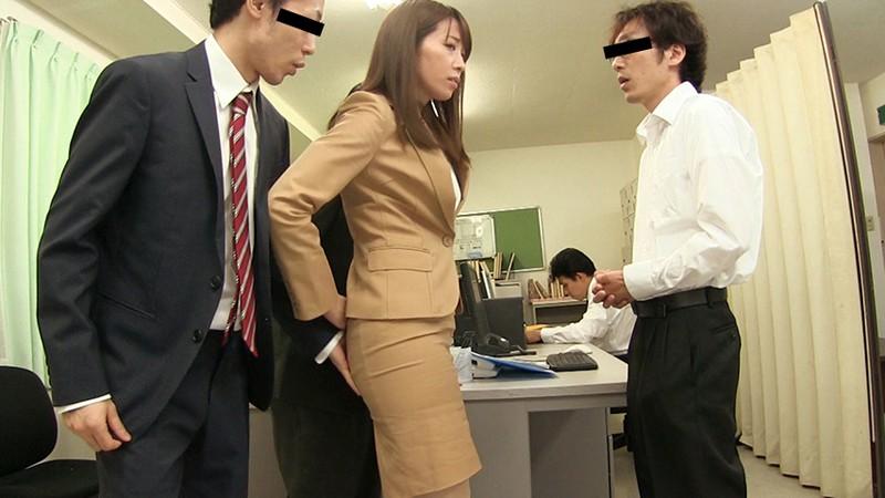 宿直女教師痴●オークション 痴●オークションにかけられた女・女教師編 桃瀬ゆり 画像1