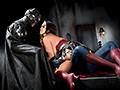 ワンダーヤリマン / ドバットマン VS スーパーマン棒の性戦sample12