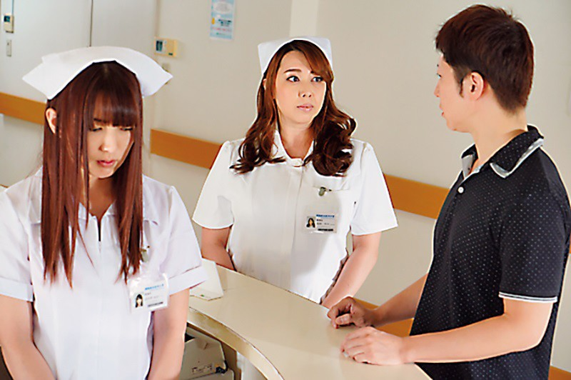 HZGD-147 Studio Married Woman Flower Garden Theater - Married Woman Babes Who Were Driven Insane By Jealousy And Committed Adultery A Nurse Who Lured The Head Nurse's Husband To Temptation Yui Hatano big image 3