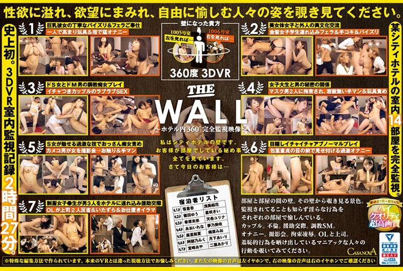 【VR】THE WALL