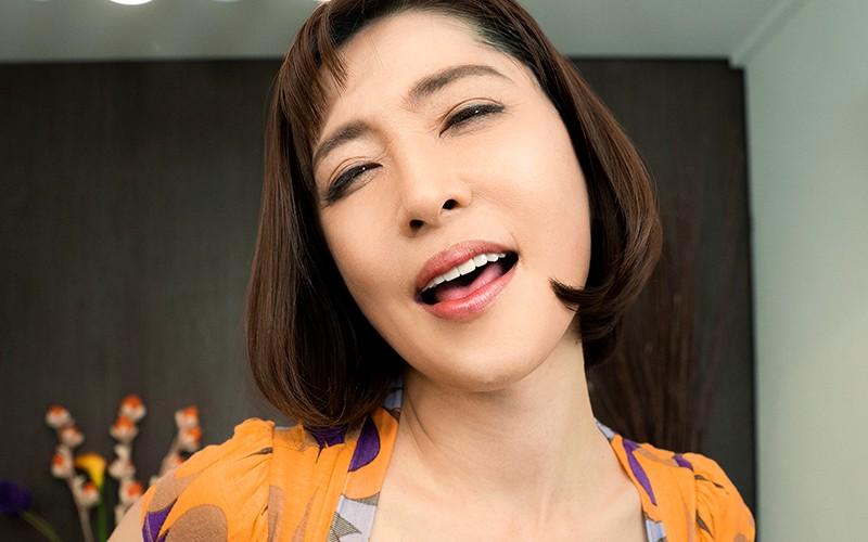 【VR】完熟の味〜見せ付ける友達の母〜 嶋崎かすみ 画像5
