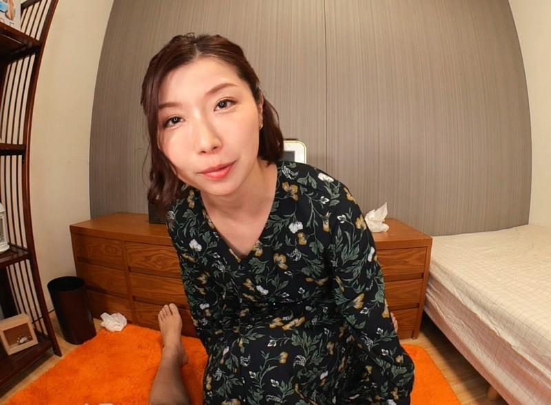 【VR】夜●いお義母さん~オイルマッサージで入ってしまったスケベスイッチ~加藤ツバキ4