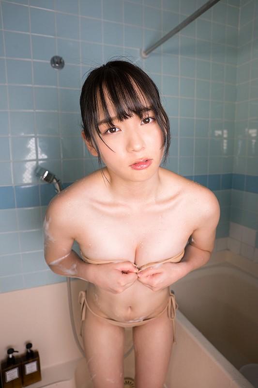 【VR】初VR!超S級着エロ美少女「天羽成美」待望の着エロVRデビュー!〜イチャイチャ同棲カップル編〜