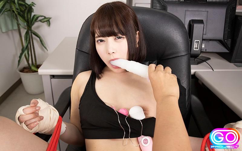 【VR】HQ 劇的超高画質 ボクシング部員脅迫強淫 友達を救うため拳を振るってしまった美少女が無理やりハメ犯●れる