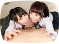 【VR】心花ゆら 夏乃ひまわり W手コキ フェラにパイズリ!手...sample6