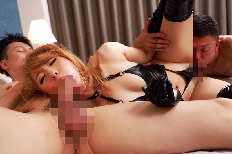 エロ黒元ヤン姐さんのEnamel Bondage FUCK 淫靡MAX!!NiceBondage11