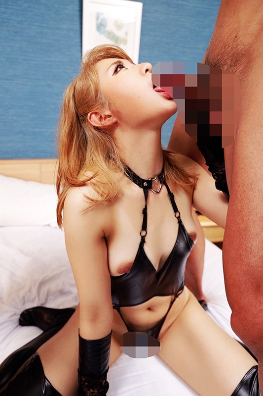 エロ黒元ヤン姐さんのEnamel Bondage FUCK 淫靡MAX!!NiceBondage 5