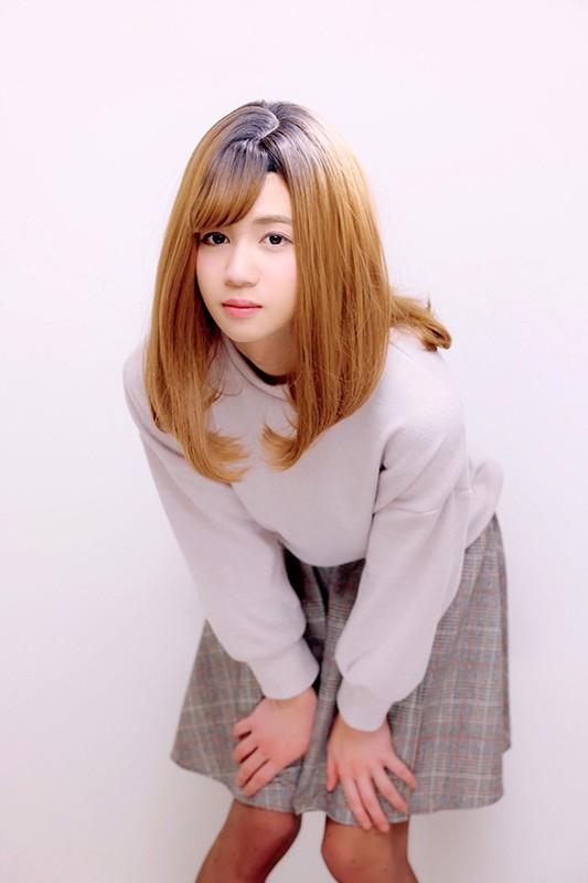 独占デビュー ジャニ系ノンケ初撮り 初女装mio キャプチャー画像 2枚目