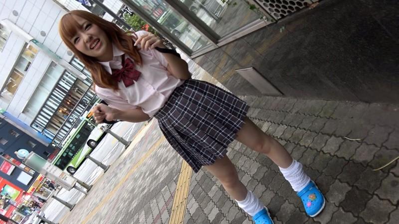 【素人】スレンダーでHなパイパンの素人女子校生の、フェラ立ちバックプレイエロ動画!【エロ動画】