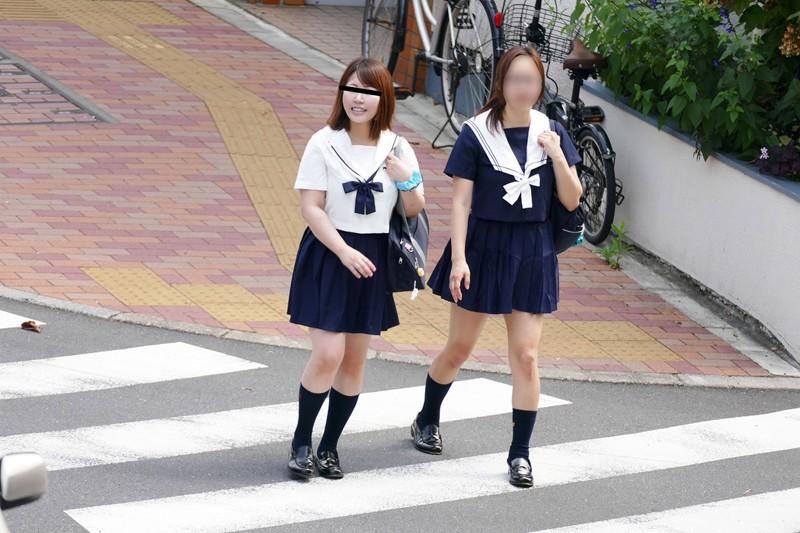 リアルストーキング 狙われた女子校生 かわいまゆ 1枚目