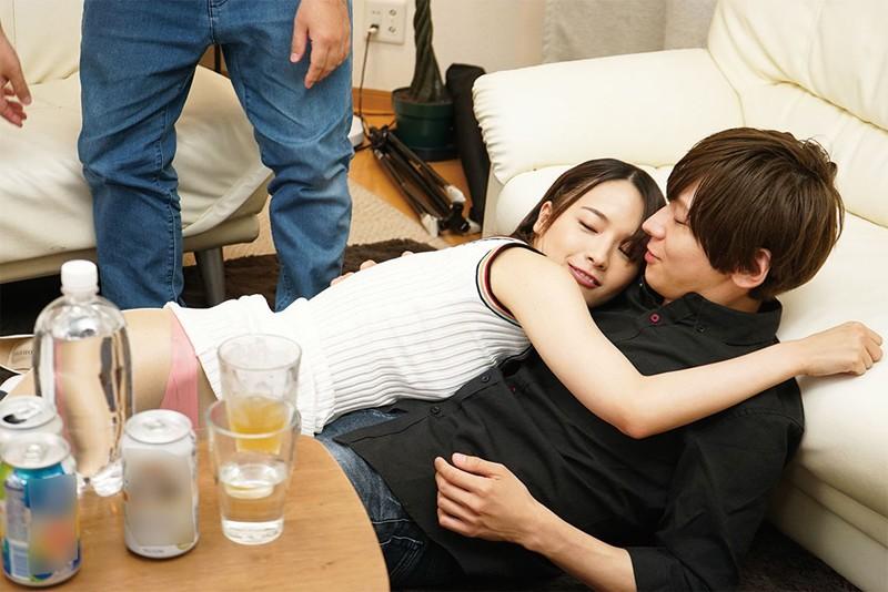 向井藍の魅力(笑顔)+(痴女)セックスは幸せ、スケベは正義!お酒はテキーラ セックスオンザビッチ! 11枚目