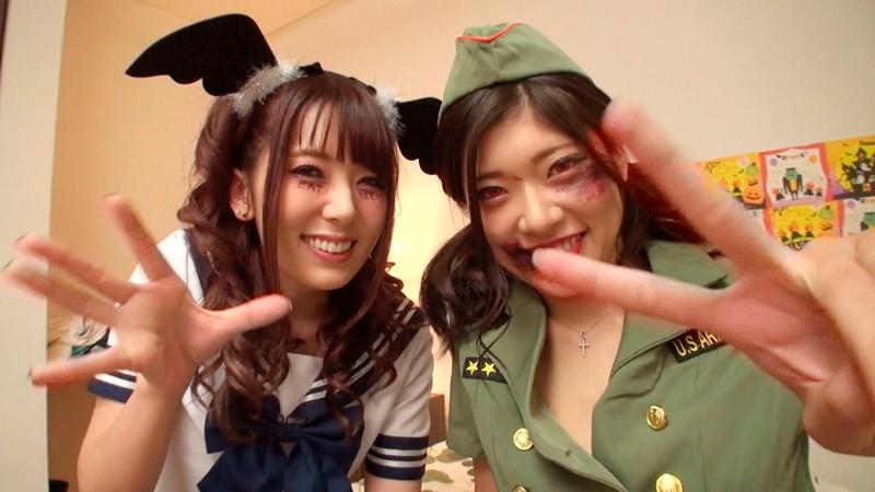 ぼっちナンパ!2018ハロウィーンin渋谷 ニュースで話題になったあの日の夜も世界の波多野結衣様はナンパを継続!こんなハッピーな日の夜に1人でいる「ハロぼっち」な子をGETしてレズ3Pなんかも飛び出しちゃいましたスペシャル!!後編11