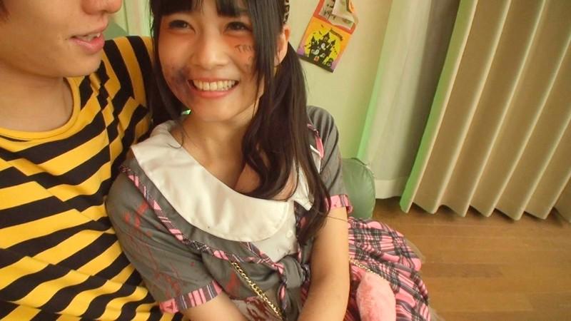 ぼっちナンパ!2018ハロウィーンin渋谷 ニュースで話題になったあの日の夜も世界の波多野結衣様はナンパを継続!こんなハッピーな日の夜に1人でいる「ハロぼっち」な子をGETしてレズ3Pなんかも飛び出しちゃいましたスペシャル!!後編15