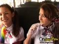 女学生とオッサン