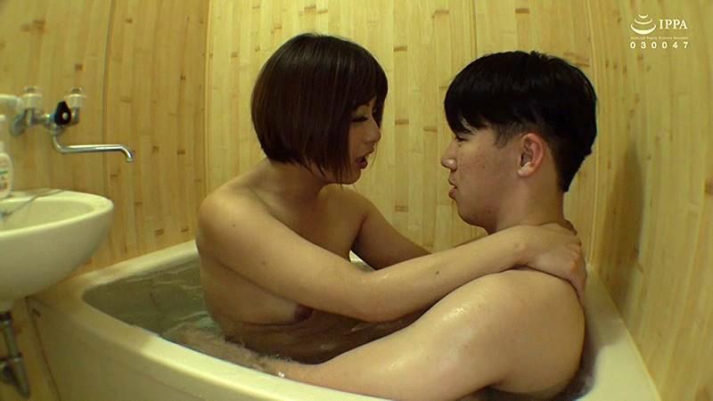 性転換屋 僕の彼女はニューハーフ 玉付き竿付き 天然ホルモン乳房 アナル生中出し 妃咲姫 12枚目