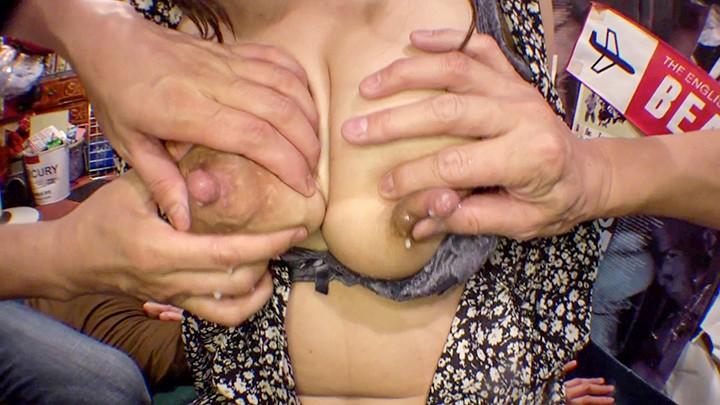 母乳2穴屋 ミルクとアナル 俺の嫁は母乳を吹き出しながらアナルでイきまくる女だった件 みのり34歳 16枚目