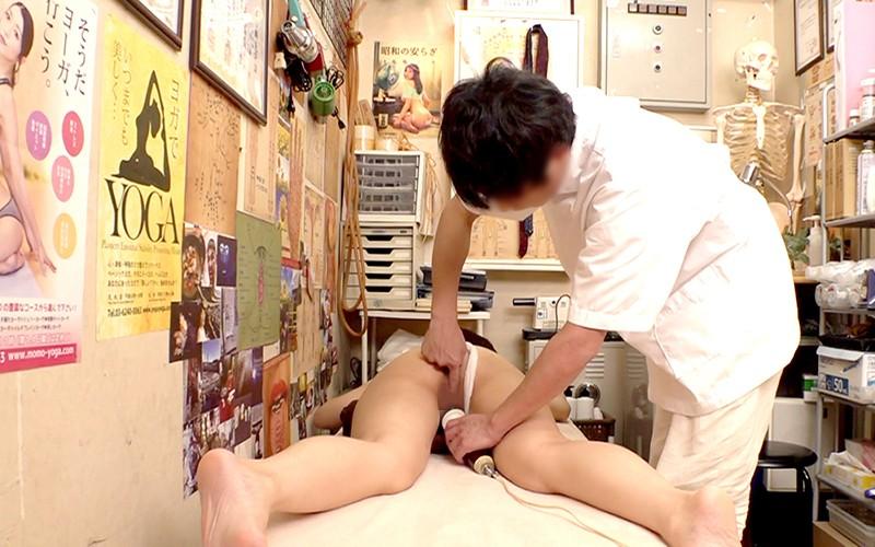 鍼灸院すどう盗撮り下ろし2 なんて可愛い奥さんなんだろう… 14枚目