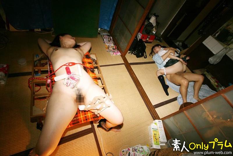 素人四畳半生中出し 171 親子丼と僕と神田川…母と娘のポルノ劇場 母・紗江子47歳 娘・かえで1X歳 画像18