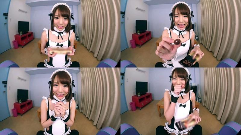 【VR】君色華奈 ツンデレメイドと中出しエッチ!ボクのことを好き過ぎるご奉仕メイドとのなんともうらやましい日常。 画像3