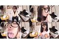 【VR】枢木あおい 部屋に転がり込んできた黒髪眼鏡女子と朝か...sample3