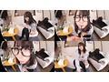 【VR】枢木あおい 部屋に転がり込んできた黒髪眼鏡女子と朝か...sample7