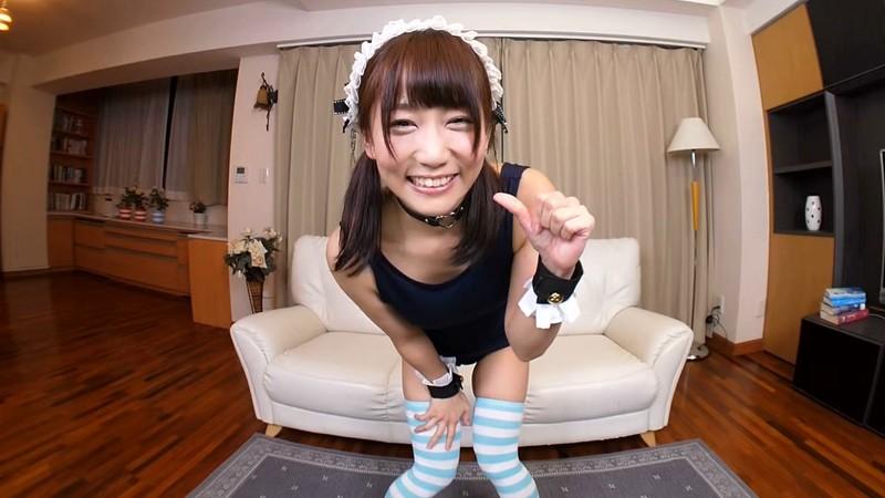 【VR】篠宮ゆり かわいいメイドに中出し3回!ボクのことを好き過ぎるご奉仕メイドとのなんともうらやましい日常。 画像6