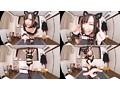 【VR】一条みお 突如家に現れた猫なお姉さんは自ら泥棒と名乗...sample3