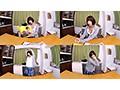 【VR】阿部乃みく カノジョが縦セーターに着替えたら...すべ...sample5