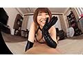 【VR】松本菜奈実 彼女がボンデージに着替えたら…無邪気な彼女が豹変!飛び出したおっぱいが凄い…爆乳痴女SEX!