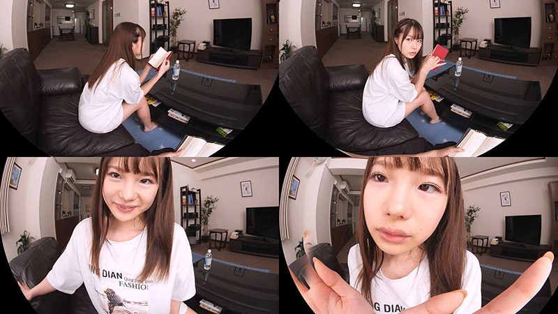 【VR】松本いちか 目があうと無言でボクのからだを求めてくるスレンダーな姉との二人っきりな休日。3