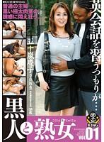黒人と熟女 VOL.01 ダウンロード
