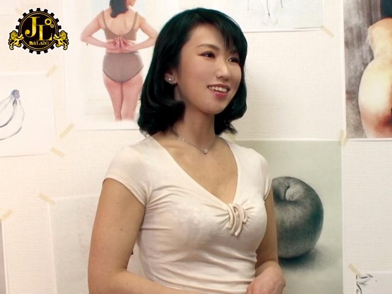 ヌードデッサンモデルの高額アルバイトでやってきた人妻さんに男根挿入して種付けSEXするビデオ01のサンプル画像