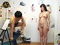 ヌードデッサンモデルの高額アルバイトでやってきた人妻さんに男根挿入して種付けSEXするビデオ06