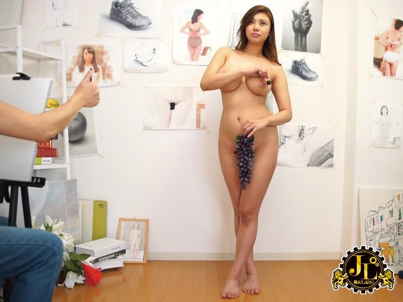 ヌードデッサンモデルの高額アルバイトでやってきた人妻さんに男根挿入して種付けSEXするビデオ20