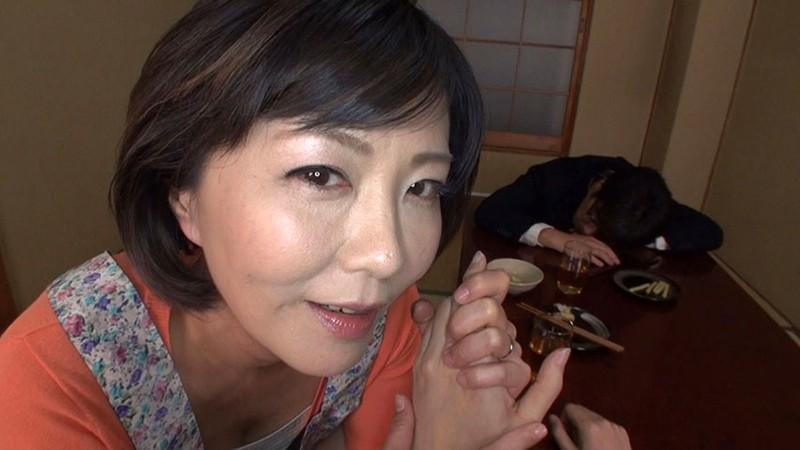 ささやき淫語で誘惑する淫乱五十路妻 円城ひとみ キャプチャー画像 12枚目