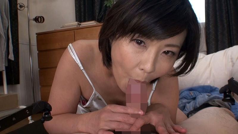 ささやき淫語で誘惑する淫乱五十路妻 円城ひとみ キャプチャー画像 3枚目
