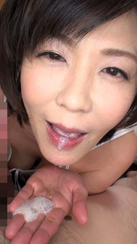 ささやき淫語で誘惑する淫乱五十路妻 円城ひとみ キャプチャー画像 5枚目
