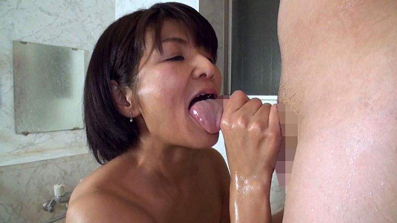 GOJU-078 Studio Fifty Something - I Got My Dick Washed By A Fifty Something Mature Woman! 4