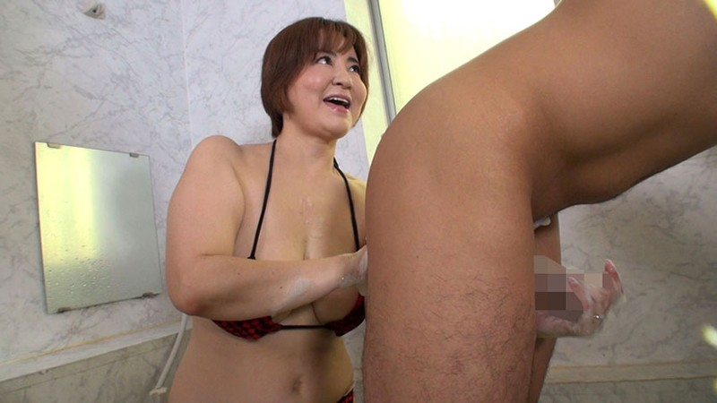 GOJU-095 Studio Fifty Something - I Got My Dick Washed By A Fifty Something Mature Woman! 5 big image 6