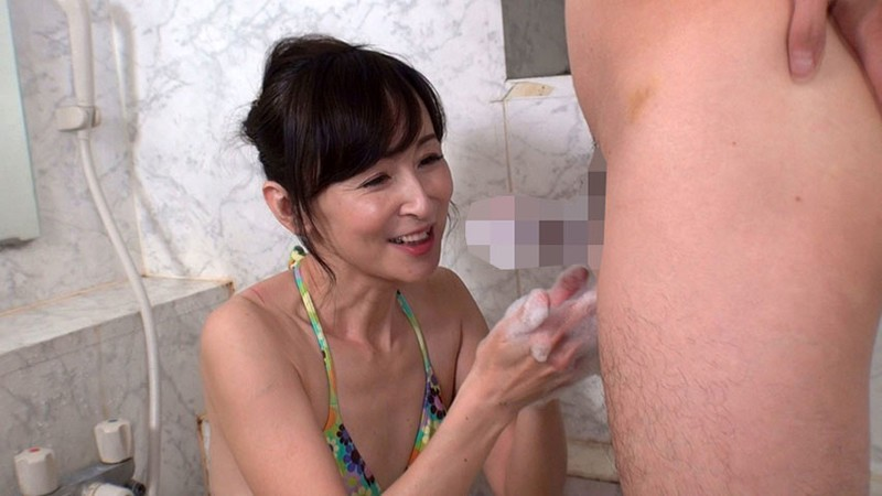 GOJU-095 Studio Fifty Something - I Got My Dick Washed By A Fifty Something Mature Woman! 5