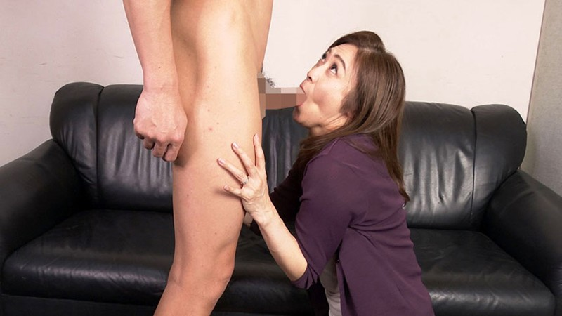 GOJU-100 Studio Fifty Something - Mature Women in their Fifties Who Get Hot at the Sight of Guys Jerking Off 4