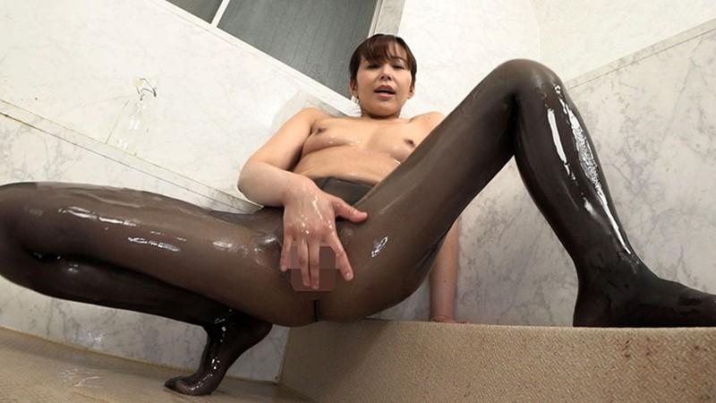 熟女のむれむれパンティストッキング 汐河佳奈のサンプル画像