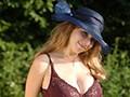 ロシア美女 ユーリア ブロンドビューティ