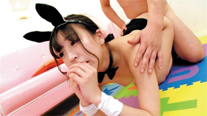 【神コス美少女】 お色気ムンムンバニーガールと極上中出しSEX! 佐々波綾 キャプチャー画像 3枚目