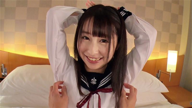 【妄想主観】セーラー服を着た美少女となまなかだし性交。Tsumugi 04 成田つむぎ1