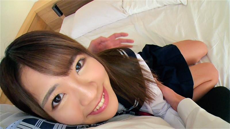 【妄想主観】セーラー服を着た美少女となまなかだし性交。Natsu 01 画像1
