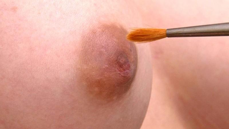 敏感素人娘の勃起乳首コレクション キャプチャー画像 5枚目